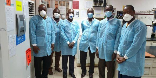 Capacités du MRTC Clinical-Lab à soutenir les programmes du MRTC au Mali
